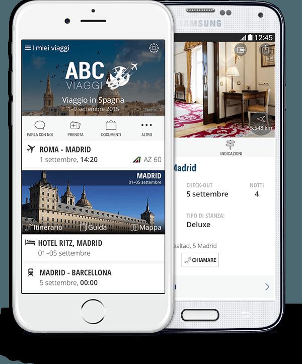 Applicazioni Mobile Viaggi