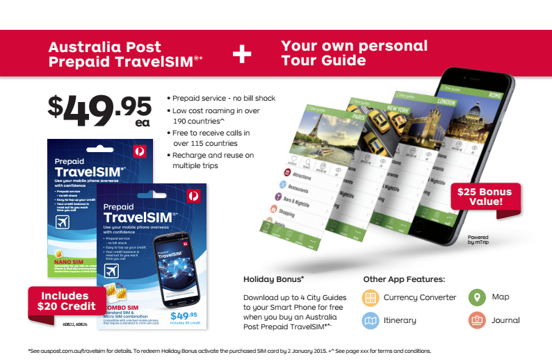 AUPost-TravelSIM-Flyer-App