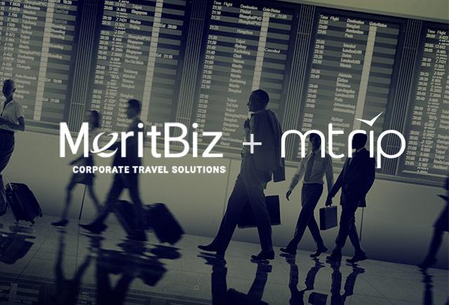 MeritBiz + mTrip